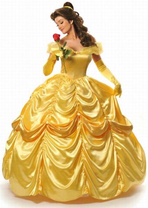 Όταν οι πριγκίπισσες της Disney ζωντανεύουν (7)