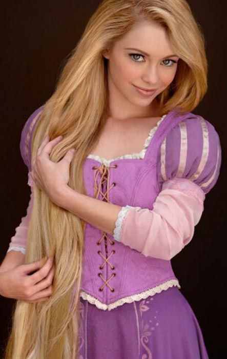 Όταν οι πριγκίπισσες της Disney ζωντανεύουν (9)