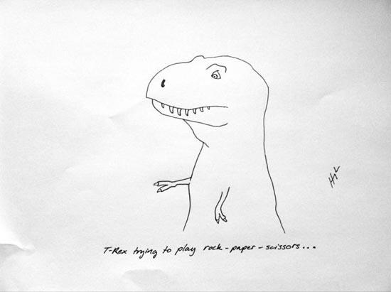 Οι προσπάθειες του T-Rex (21)