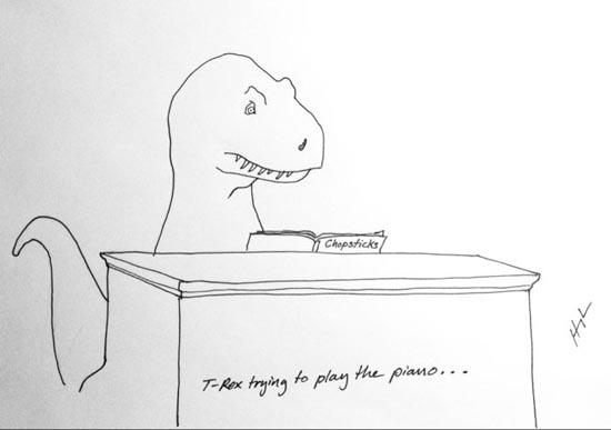 Οι προσπάθειες του T-Rex (22)