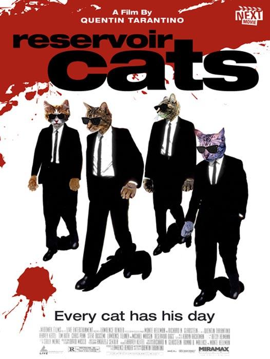 7 διάσημες ταινίες σε εκδοχή με γάτες (2)