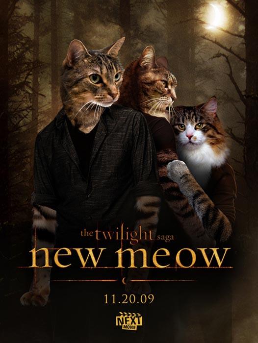 7 διάσημες ταινίες σε εκδοχή με γάτες (3)