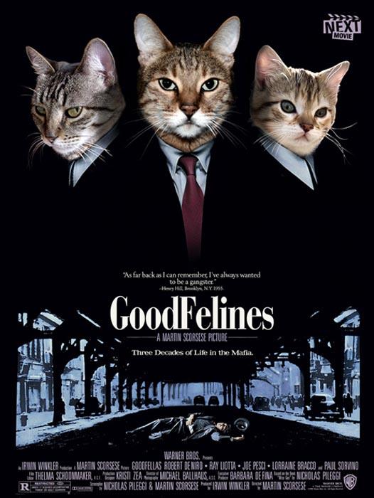 7 διάσημες ταινίες σε εκδοχή με γάτες (7)