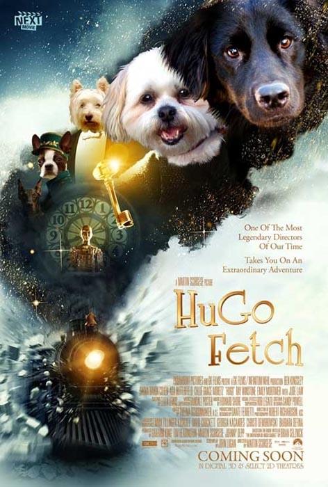 Διάσημες ταινίες σε εκδοχή με σκύλους (4)