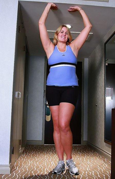 Οι ψηλότερες γυναίκες του κόσμου (1)
