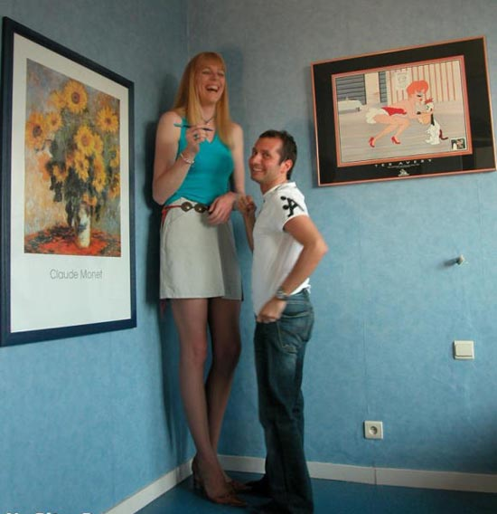 Οι ψηλότερες γυναίκες του κόσμου (4)