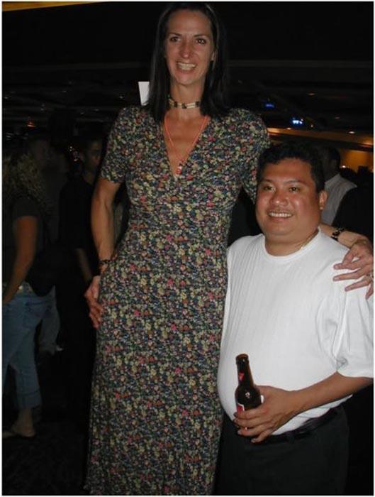Οι ψηλότερες γυναίκες του κόσμου (5)