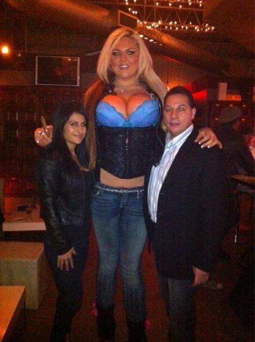 Οι ψηλότερες γυναίκες του κόσμου (10)