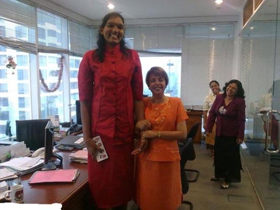 Οι ψηλότερες γυναίκες του κόσμου (12)