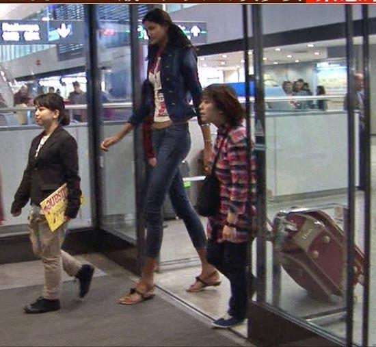 Οι ψηλότερες γυναίκες του κόσμου (14)