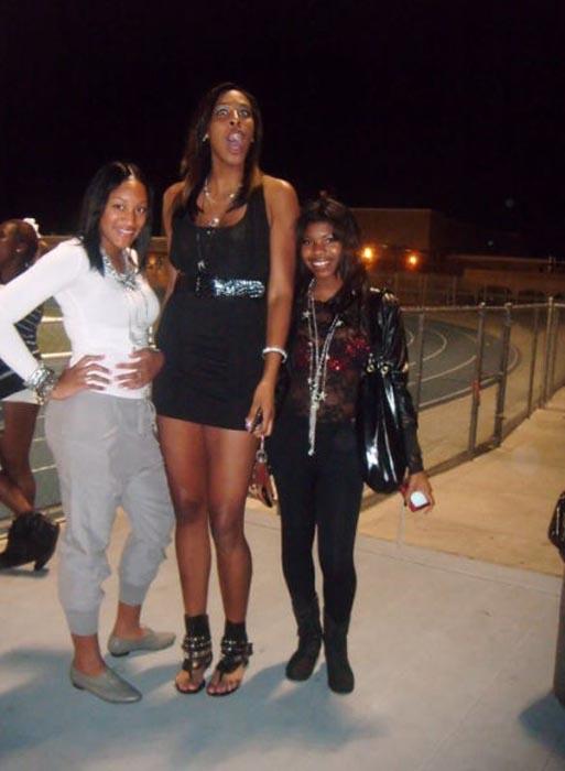Οι ψηλότερες γυναίκες του κόσμου (15)