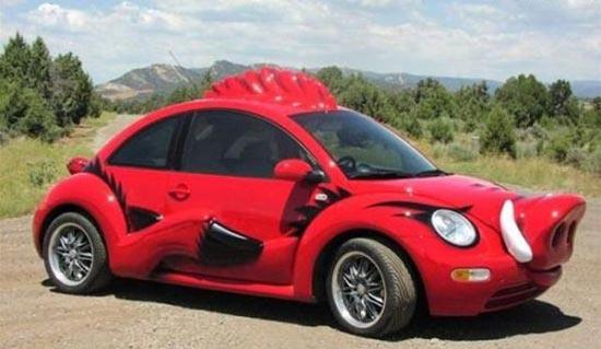 Περίεργα Αυτοκίνητα (7)