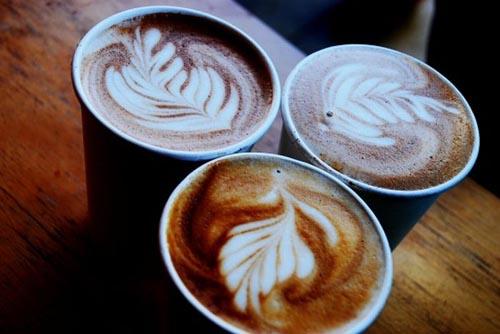 Υπέροχη τέχνη σε καφέ (15)