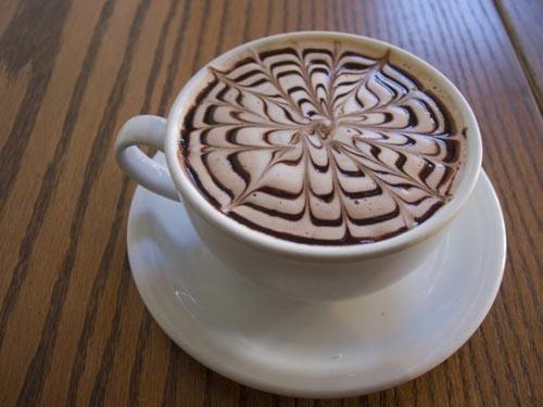 Υπέροχη τέχνη σε καφέ (19)