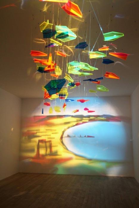 Ο Rashad Alakbarov ζωγραφίζει με φως και σκιές (1)