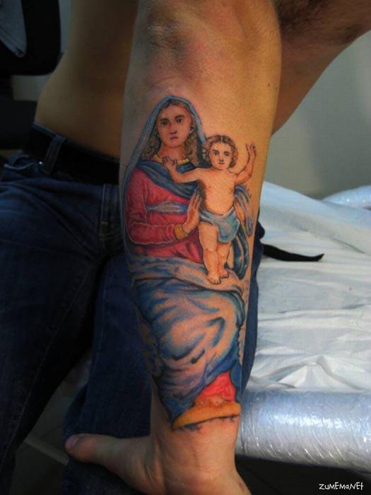Απίστευτα 3D τατουάζ (7)