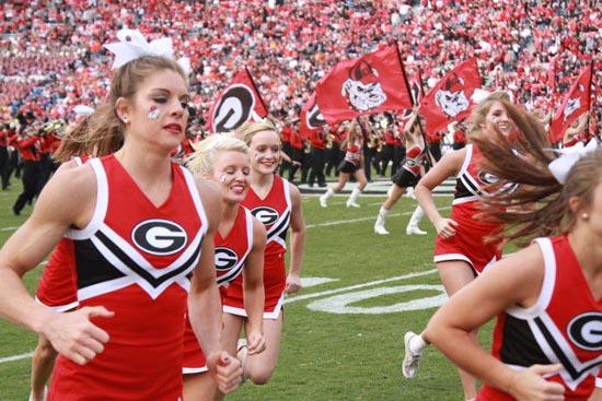 Ασυνήθιστη Cheerleader (15)