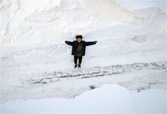 Αυτό θα πει ΠΟΛΥ χιόνι (11)