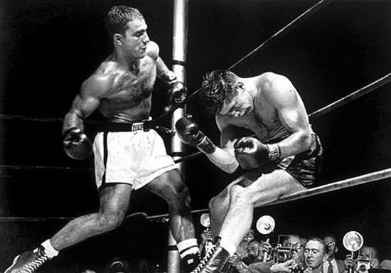 Boxing στα τυφλά