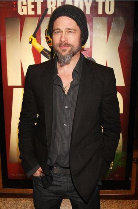 Brad Pitt (36)