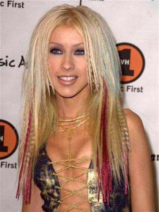 Christina Aguilera: 1998-2012 μέσα από φωτογραφίες (3)