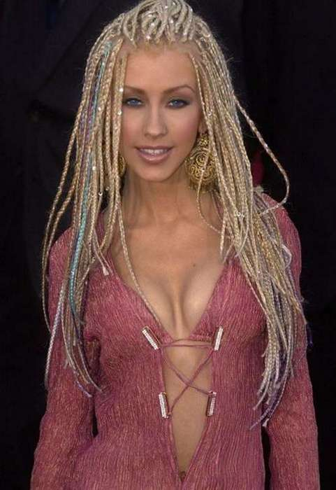 Christina Aguilera: 1998-2012 μέσα από φωτογραφίες (4)