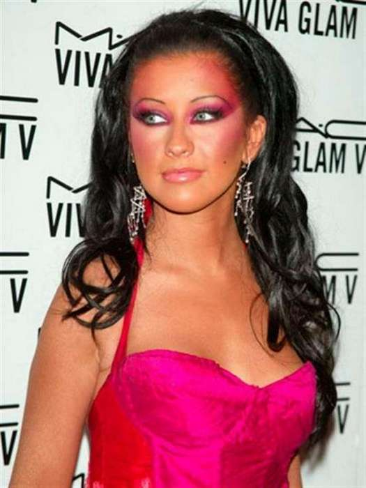 Christina Aguilera: 1998-2012 μέσα από φωτογραφίες (7)