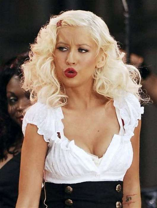 Christina Aguilera: 1998-2012 μέσα από φωτογραφίες (10)
