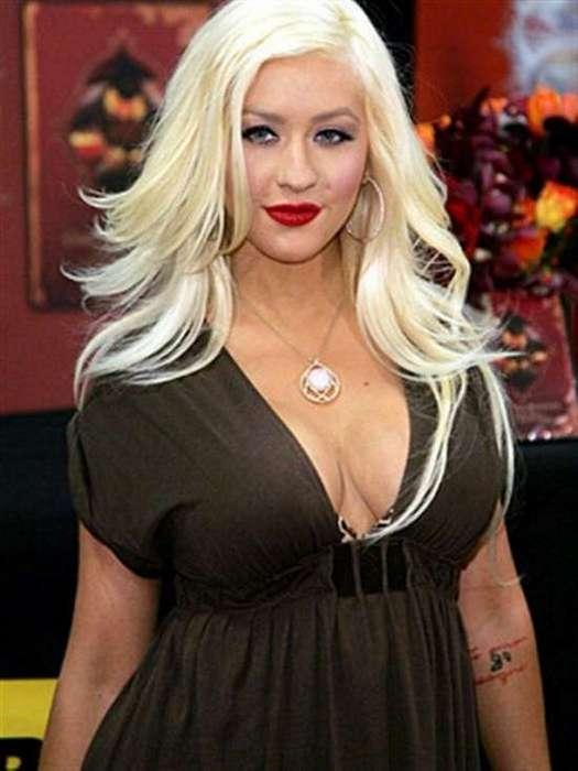 Christina Aguilera: 1998-2012 μέσα από φωτογραφίες (12)