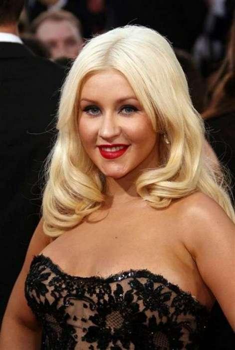 Christina Aguilera: 1998-2012 μέσα από φωτογραφίες (14)