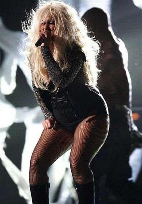 Christina Aguilera: 1998-2012 μέσα από φωτογραφίες (15)