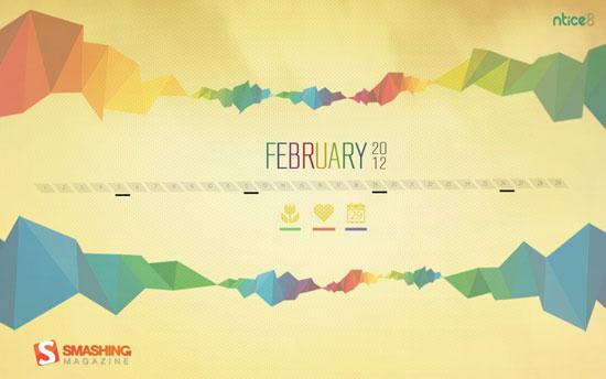 Wallpapers ημερολόγια Φεβρουαρίου 2012 (4)