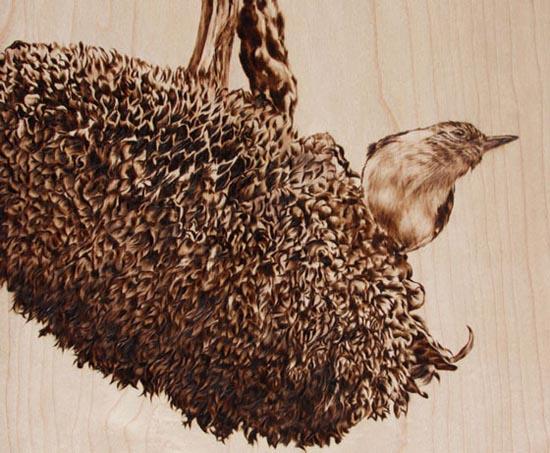 Εντυπωσιακή τέχνη πυρογραφίας από την Julie Bender (9)