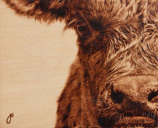 Εντυπωσιακή τέχνη πυρογραφίας από την Julie Bender (11)