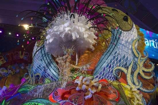 Εντυπωσιακές στολές σε ισπανικό καρναβάλι (4)