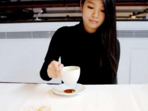 Έργα τέχνης με το κατακάθι του καφέ (2)