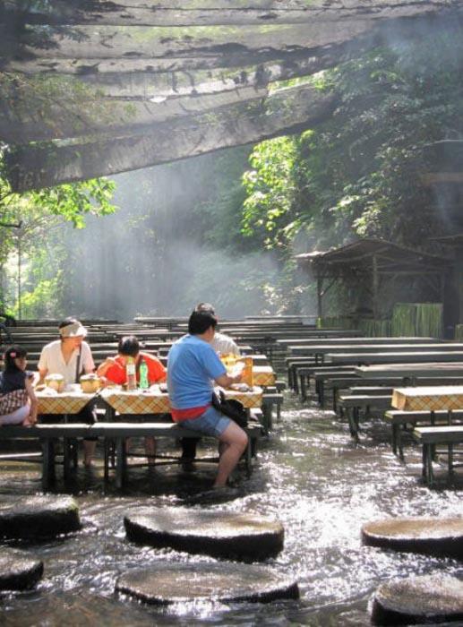 Εστιατόριο σε καταρράκτη (5)