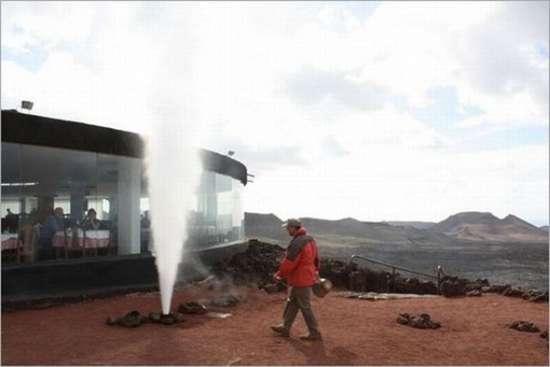 Εστιατόριο πάνω σε ηφαίστειο (3)
