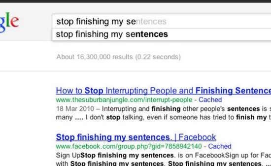 Η αστεία πλευρά του Google (8)