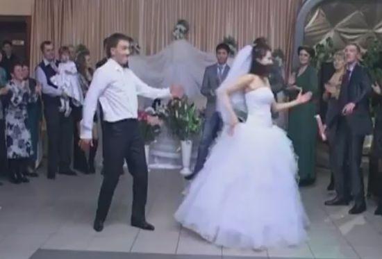 Γαμήλιος χορός για... Όσκαρ!