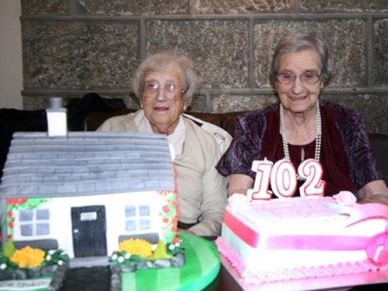 Οι γηραιότερες δίδυμες στον κόσμο