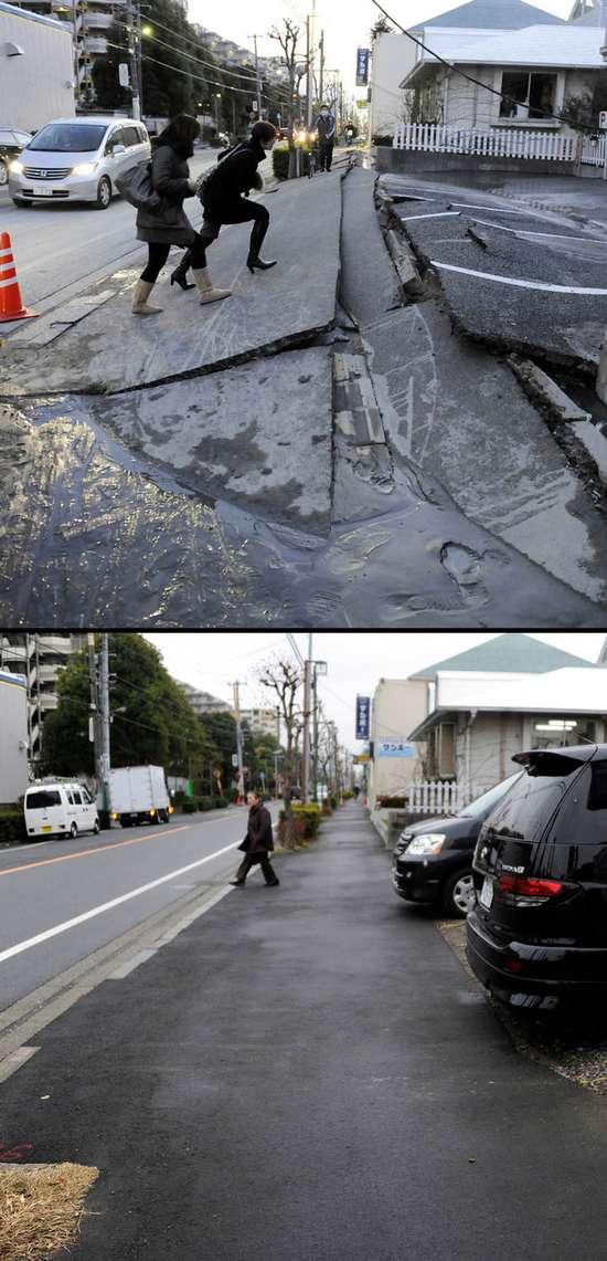 Ιαπωνία 11 μήνες μετά το Τσουνάμι (1)