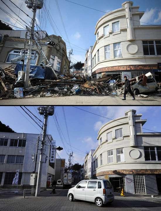 Ιαπωνία 11 μήνες μετά το Τσουνάμι (3)