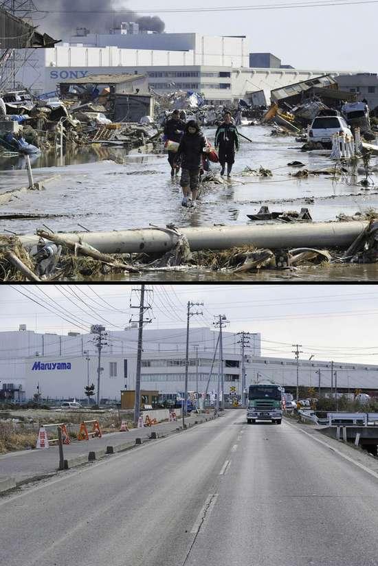Ιαπωνία 11 μήνες μετά το Τσουνάμι (4)