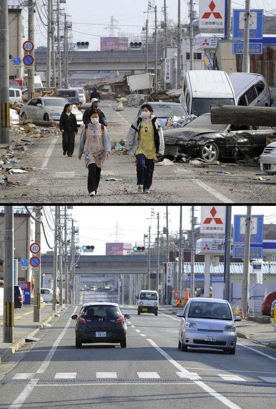 Ιαπωνία 11 μήνες μετά το Τσουνάμι (6)