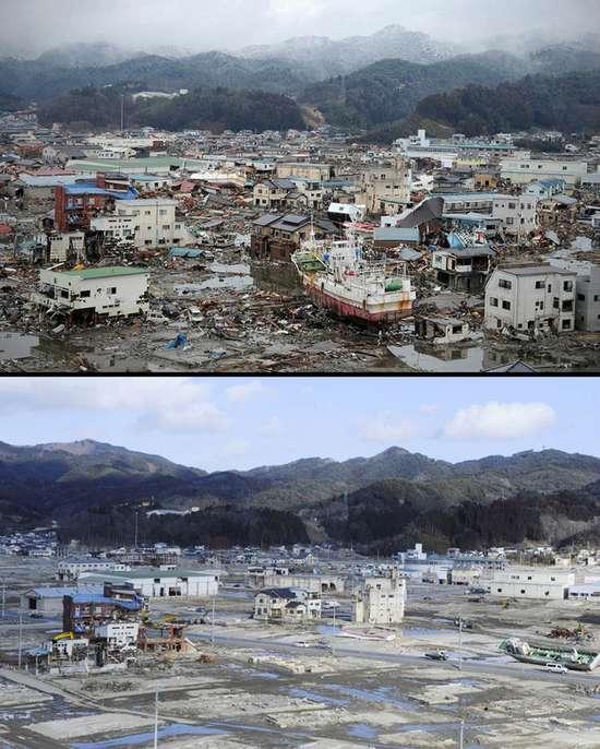Ιαπωνία 11 μήνες μετά το Τσουνάμι (9)