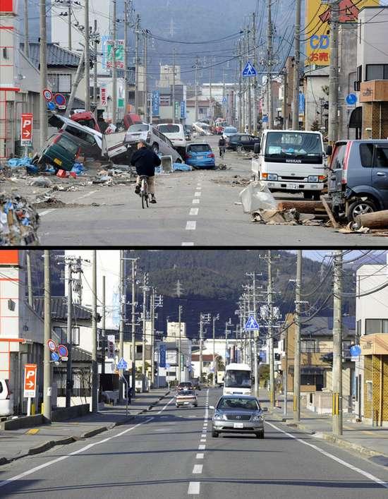 Ιαπωνία 11 μήνες μετά το Τσουνάμι (10)