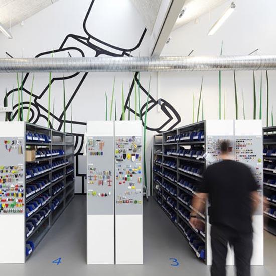 Τα κεντρικά γραφεία της Lego (6)