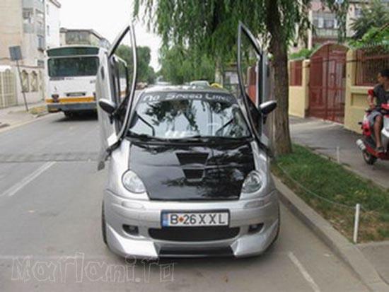 Μετατροπή Daewoo Matiz (1)
