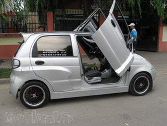 Μετατροπή Daewoo Matiz (2)